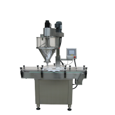Rotary Table Powder Filling